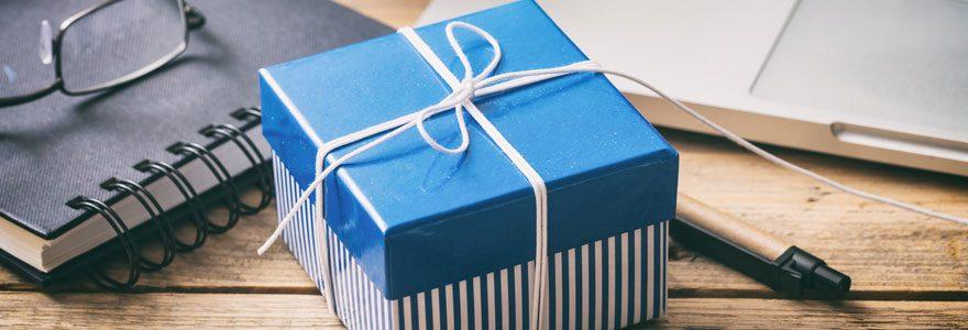 cadeaux d'affaires