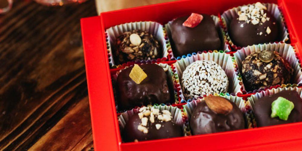 Cadeau de fin d'année à ses collaborateurs : opter pour un coffret chocolat