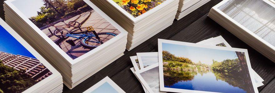 Impressions de livres photos