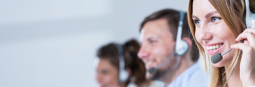 Joindre le service client